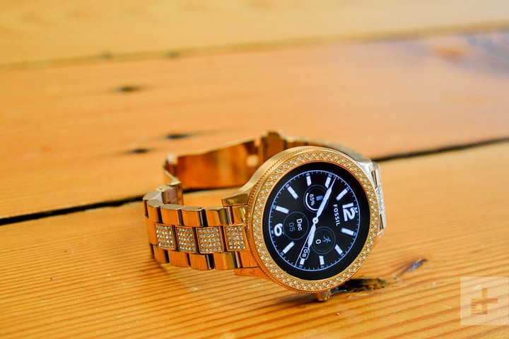 مشخصات ساعت هوشمند فسیل Q Venture