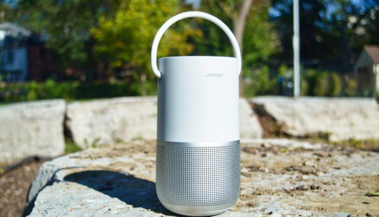 مشخصات فنی اسپیکر خانگی و پرتابل Bose