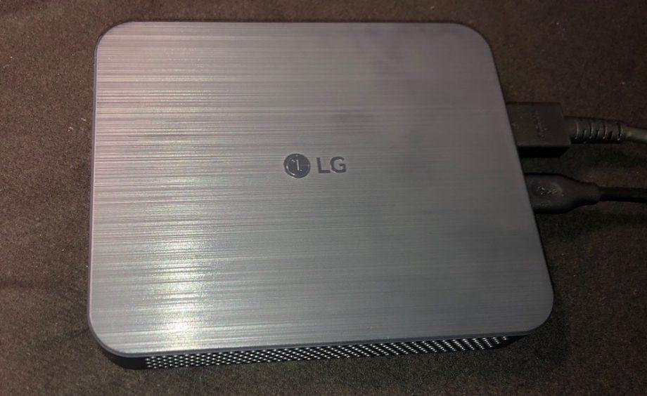 مشخصات فنی ال جی 75SM9900
