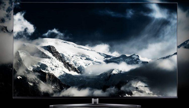 مشخصات فنی تلویزیون ال جی 75SM9900