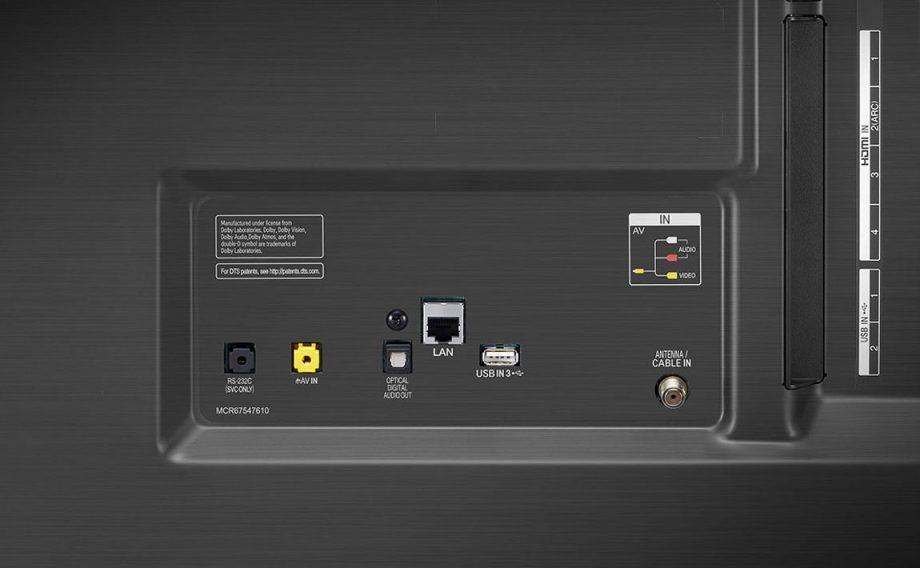 مشخصات فنی جدیدترین تلویزیون ال جی 75SM9900