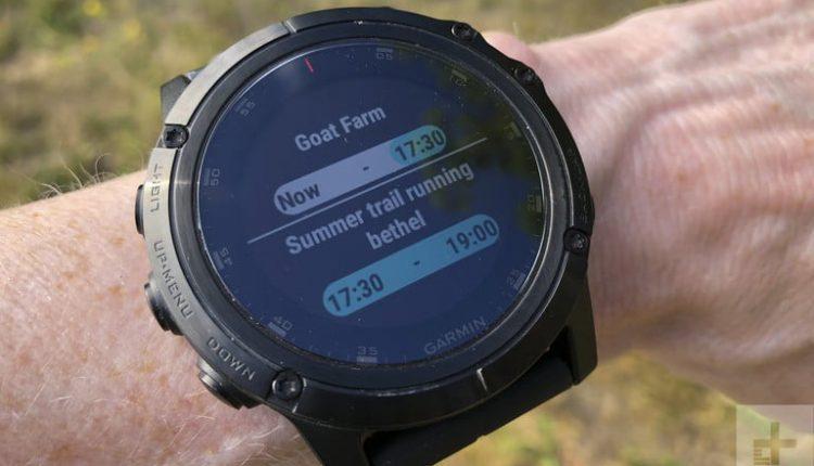 مشخصات فنی ساعت Garmin Fenix 5X Plus