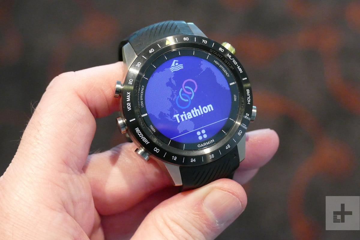 مشخصات فنی ساعت Garmin Marq