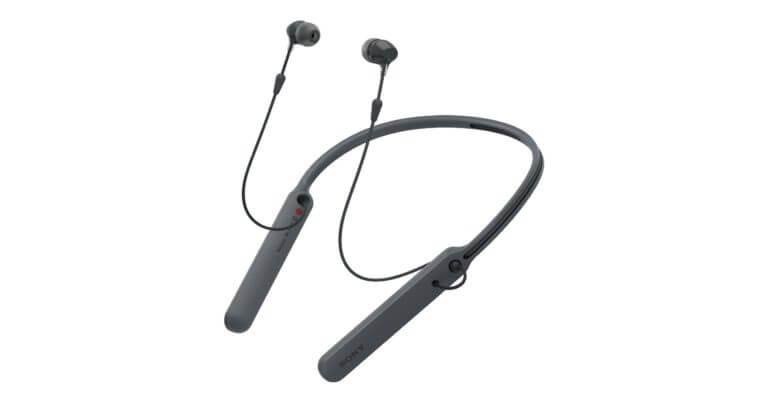 هدفون دورگردنی WI-C400 Wireless In-ear