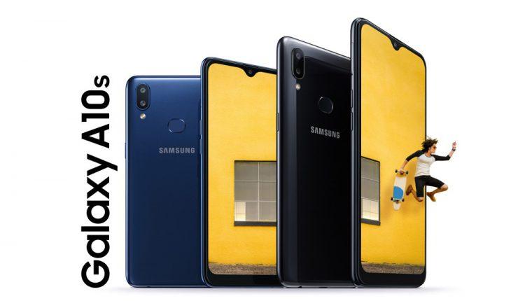 بررسی تخصصی مشخصات گوشی سامسونگ Galaxy A10s
