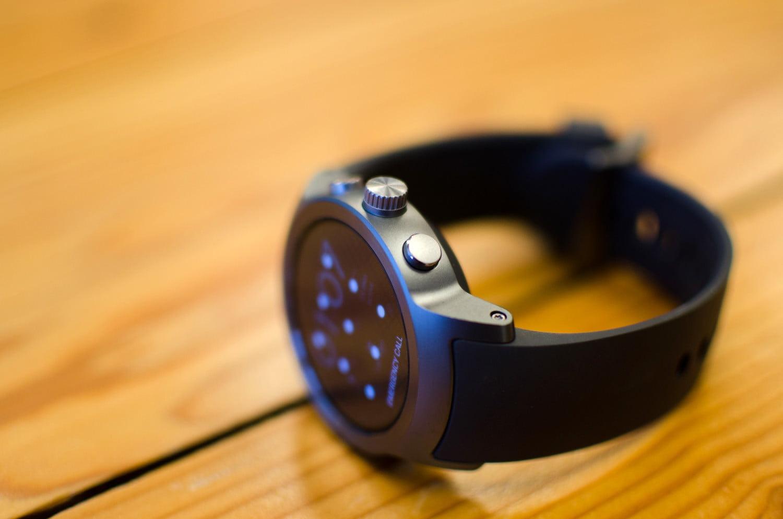 بررسی ساعت هوشمند LG Watch Sport