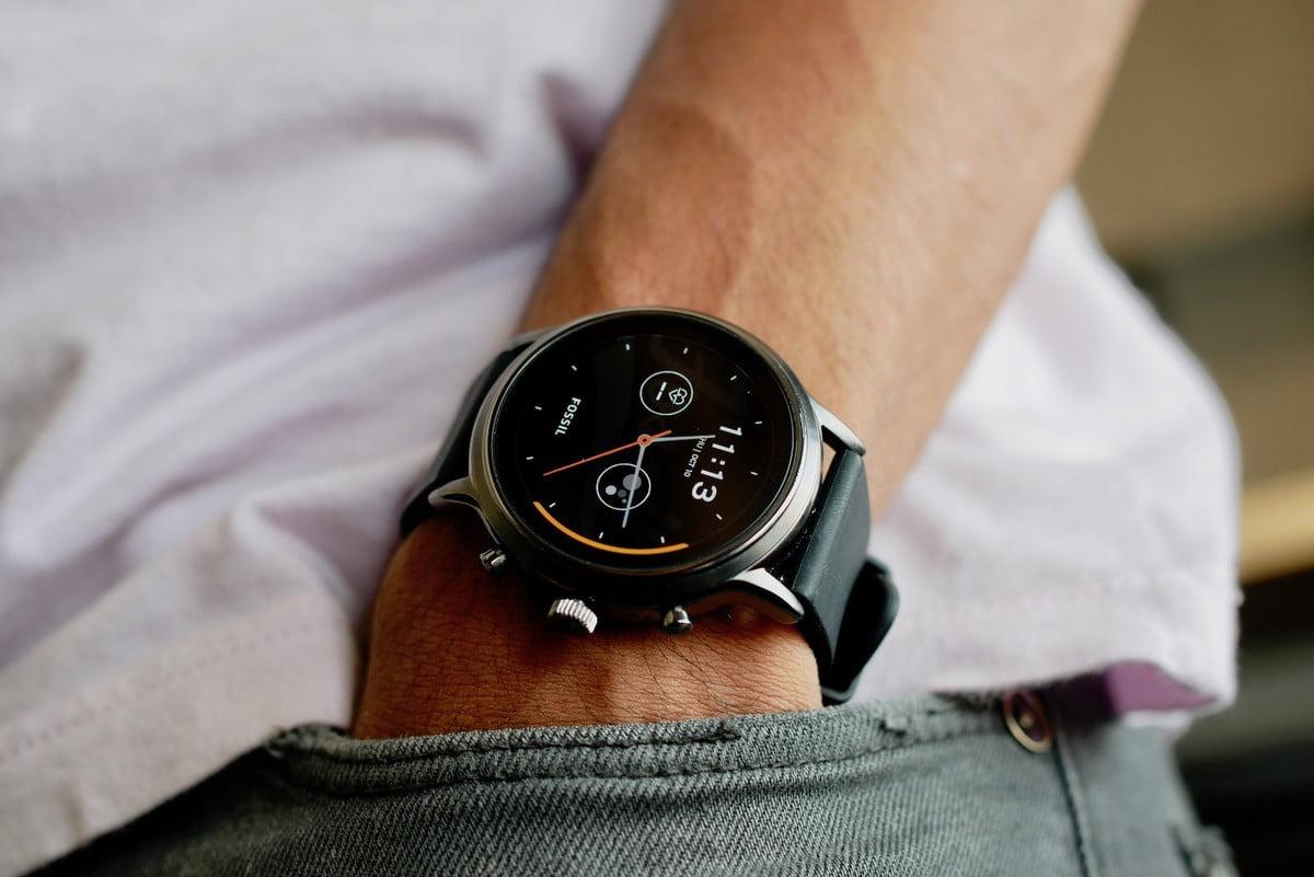 مشخصات ساعت Fossil Gen 5