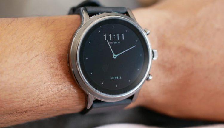 مشخصات فنی ساعت Fossil Gen 5