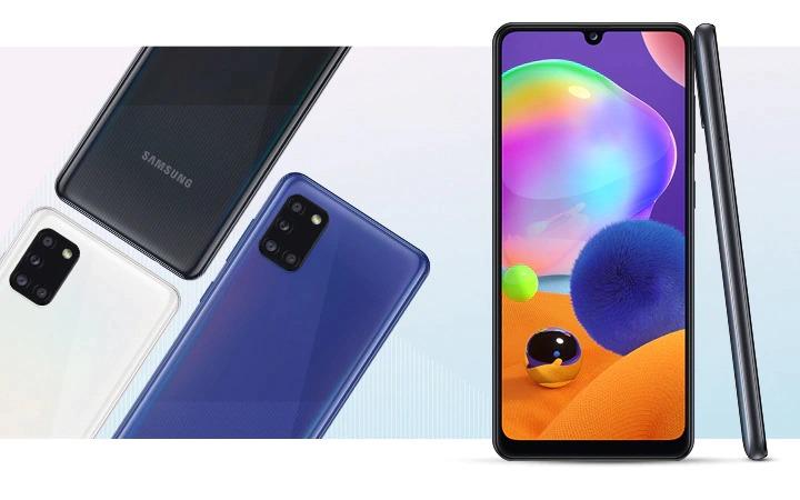 قیمت Galaxy A31