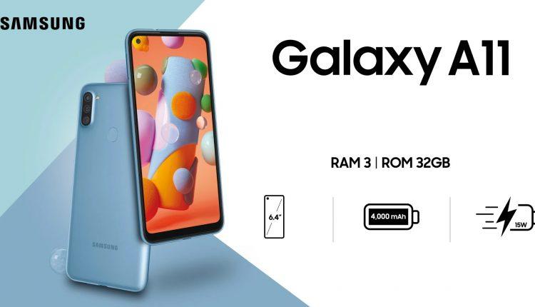 قیمت و بررسی تخصصی گوشی سامسونگ Galaxy A11