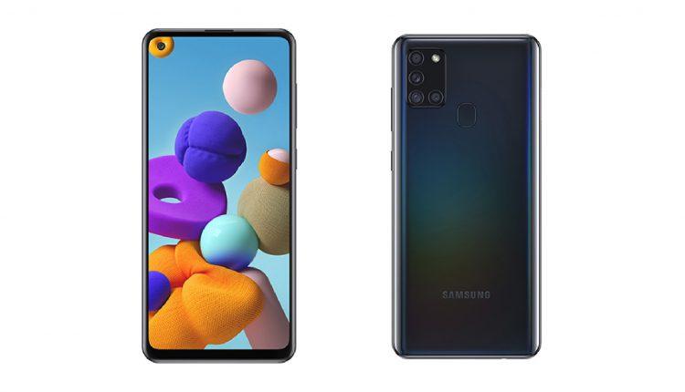 قیمت و بررسی تخصصی گوشی سامسونگ Galaxy A21