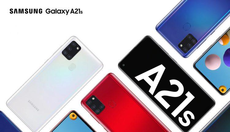 قیمت و بررسی تخصصی گوشی سامسونگ Galaxy A21s