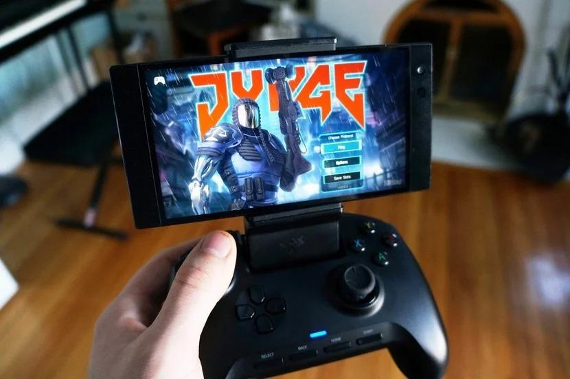 بهترین دسته بازی تورنومنتی : Razer Raiju Mobile